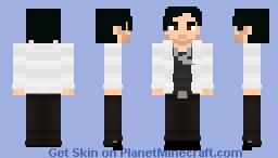 Daigo Dojima - Yakuza Kiwami 2 Minecraft Skin