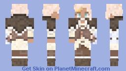 Far Lands Explorer Minecraft Skin