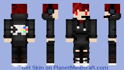 GamerBoy - Priime Designs Minecraft Skin