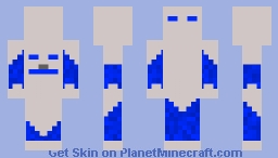Blue Knight Minecraft Skin
