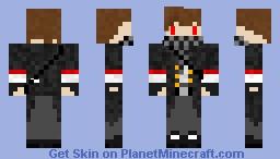 A Thug - Priime Designs Minecraft Skin