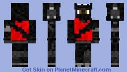 Stealth Reflex Minecraft Skin