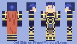 Hector: General of Ostia (Fire Emblem: The Blazing Blade) Minecraft Skin