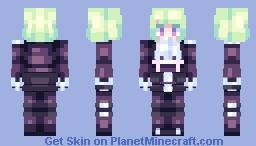Lio Fotia | Promare Minecraft Skin