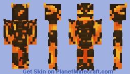 [Angel vs Devil] Nethereal Minecraft Skin