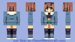 victorious Minecraft Skin