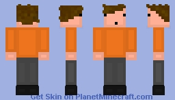Jiminator 3.0 Minecraft Skin