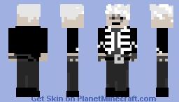 My Chemical Romance Minecraft Skin