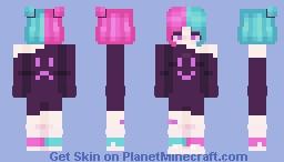 ~ 𝔹𝕣𝕚𝕘𝕙𝕥 𝕃𝕚𝕘𝕙𝕥𝕤 ~ Minecraft Skin