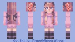 tom (oc) Minecraft Skin
