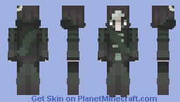 Remus! | Sander sides | ~Creativity~ {REMAKE] Minecraft Skin