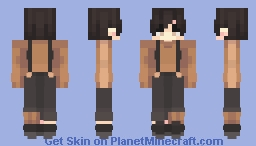 Waiting For Fall Minecraft Skin