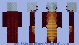 Titan Beetle Minecraft Skin