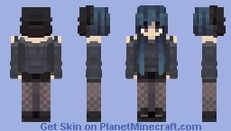 Tumblr as a Minecraft Skin || + Speedpaint Video! Minecraft Skin