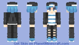 Twitter as a Minecraft Skin || + Speedpaint Video! Minecraft Skin