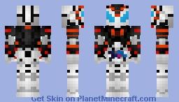 Kamen Rider Vulcan Punching Kong 仮面ライダーバルカンパンチングコング Minecraft Skin