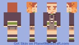 yuka ayase Minecraft Skin