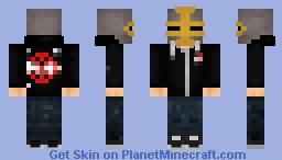 SwaggerSouls Skin 1 Minecraft Skin