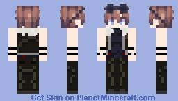 RL Craft boi Minecraft Skin