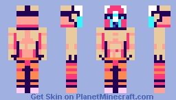 Psycho Minecraft Skin