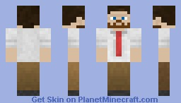 Office Worker Minecraft