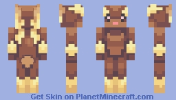 Lopunny Minecraft Skin