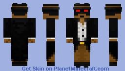 Caleb [Blood 1997] Minecraft Skin