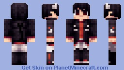 Keegwi Minecraft Skin