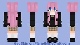 LDShadowLady Lawyer Skin Minecraft Skin