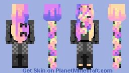 w i t h e r e d Minecraft Skin