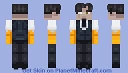 𝙁𝙊𝙍𝙏𝙉𝙄𝙏𝙀: 𝙈𝙄𝘿𝘼𝙎 (100) Minecraft Skin