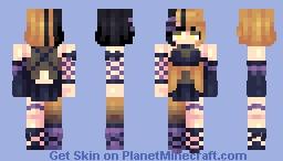 [Kari] Dance or Trick Minecraft Skin