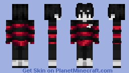 Jungkook - War of Hormone Minecraft Skin