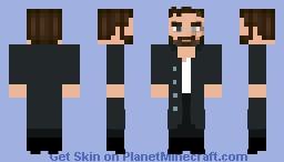 Alfie Solomons Minecraft Skin