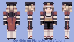 ...then the fire nation attacked | ce Minecraft Skin