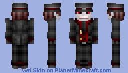 AJ, Crimson Duke Minecraft Skin