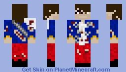 Revelutionary (Shipwrecked) Minecraft Skin