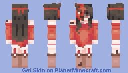 Devil girl v2 Minecraft Skin