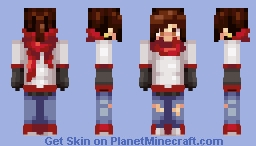 oc - zachary smith Minecraft Skin