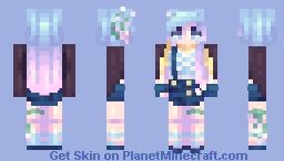 [Kari] Solitude || OC Minecraft Skin