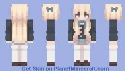 作成した Minecraft Skin