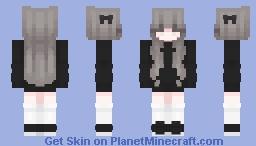 midnight Minecraft Skin