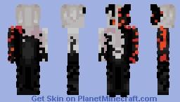 Naamah (Black Clover) Minecraft Skin