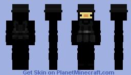 Bulletproof Vest Ducky Minecraft Skin