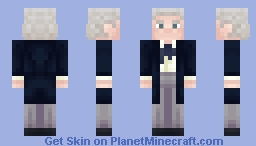 The First Doctor Minecraft Skin