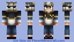 Asta Minecraft Skin