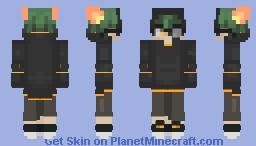 Future boy tehnology ⚡ Minecraft Skin