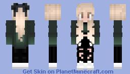 Crystal Minecraft Skin