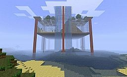 R3V's Madison Cube Gardens Minecraft Map & Project