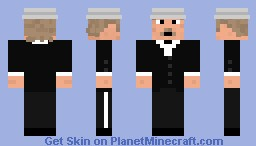 Modern day Bob Dylan Minecraft Skin